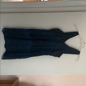 Blue Express Dress sz small